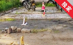 """【视频】小区""""地锁""""满地 究竟是怎么回事?"""