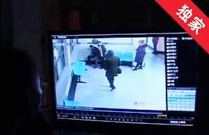 【视频】参加培训起争执 民警现场来调解