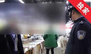 【视频】顾客商户琐事争执 民警现场调解纠纷