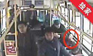 【視頻】乘客突發疾病 公交司機3分鐘飛馳送醫