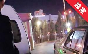 【視頻】貨車撞壞出租車 的哥索要誤工費