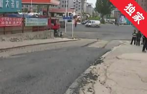 【视频】路面恢复工作被搁置 住建部门呼吁市民积极配合
