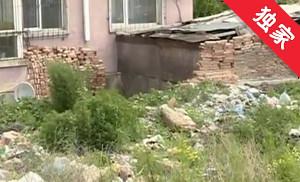【视频】垃圾成堆无人清 影响生活急需清理