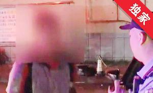 【视频】男子驾车堵住小区门口 经查还涉嫌酒驾
