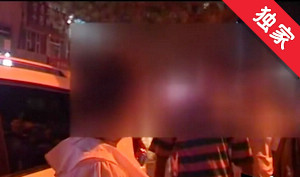 【視頻】男子敲擊車窗玻璃 車內女子受驚報警