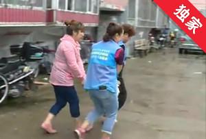 【视频】楼道杂物得以清理 后期维护还需居民配合