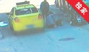 【视频】和龙一小区内发生车祸 责任在谁