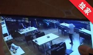 【视频】朋友同桌饮酒 男子被打报警