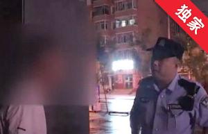 【视频】男子醉酒下车呕吐 司机驾车扬长而去