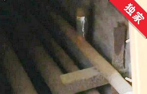 【视频】自来水管道老化破损 居民不交费维修难