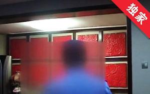 【視頻】債主上門討債 業主不堪其擾