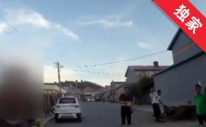 【視頻】鄰裡瑣事發生糾紛 民警現場化解矛盾