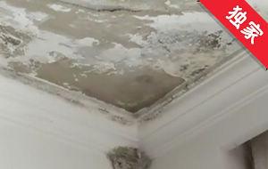 【视频】楼顶存隐患 社区协调进行维修