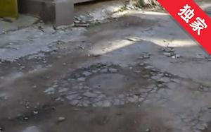 【視頻】下水管井需清掏 收費工作還請居民配合