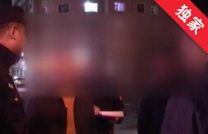【视频】代驾加速超车 车主不满引发冲突