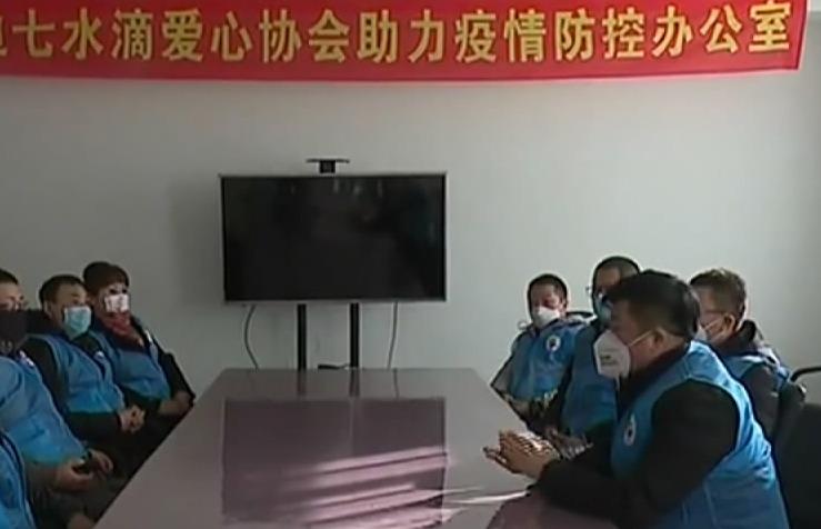 """【視頻】團州(zhou)委匯聚""""青春力量""""助(zhu)力我(wo)州(zhou)疫情防控"""