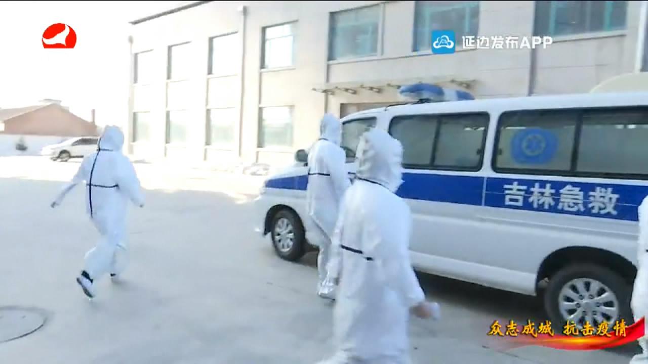 """【视频】战""""疫""""一线的健康""""守护者"""""""