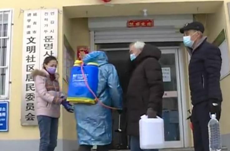 【视频】疫情来袭 老党员协助社区做好疫情防控工作
