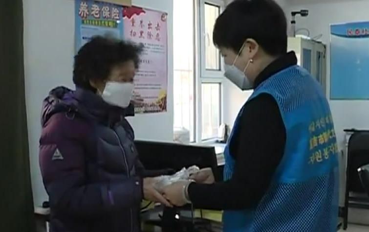 【視頻】做好疫情防控 守護居民健(jian)康(kang)安全(quan)
