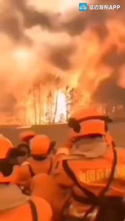 【微视频】心痛!西昌山火致19名地方扑火人员牺牲。向英雄致敬......