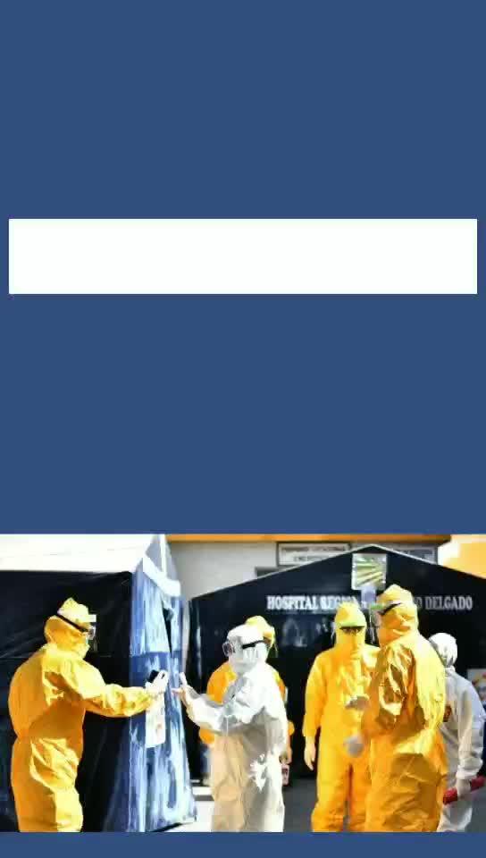 《微視頻》全球戰疫!秘魯新冠肺炎確診病例超30萬,上千名教育工作者感染!