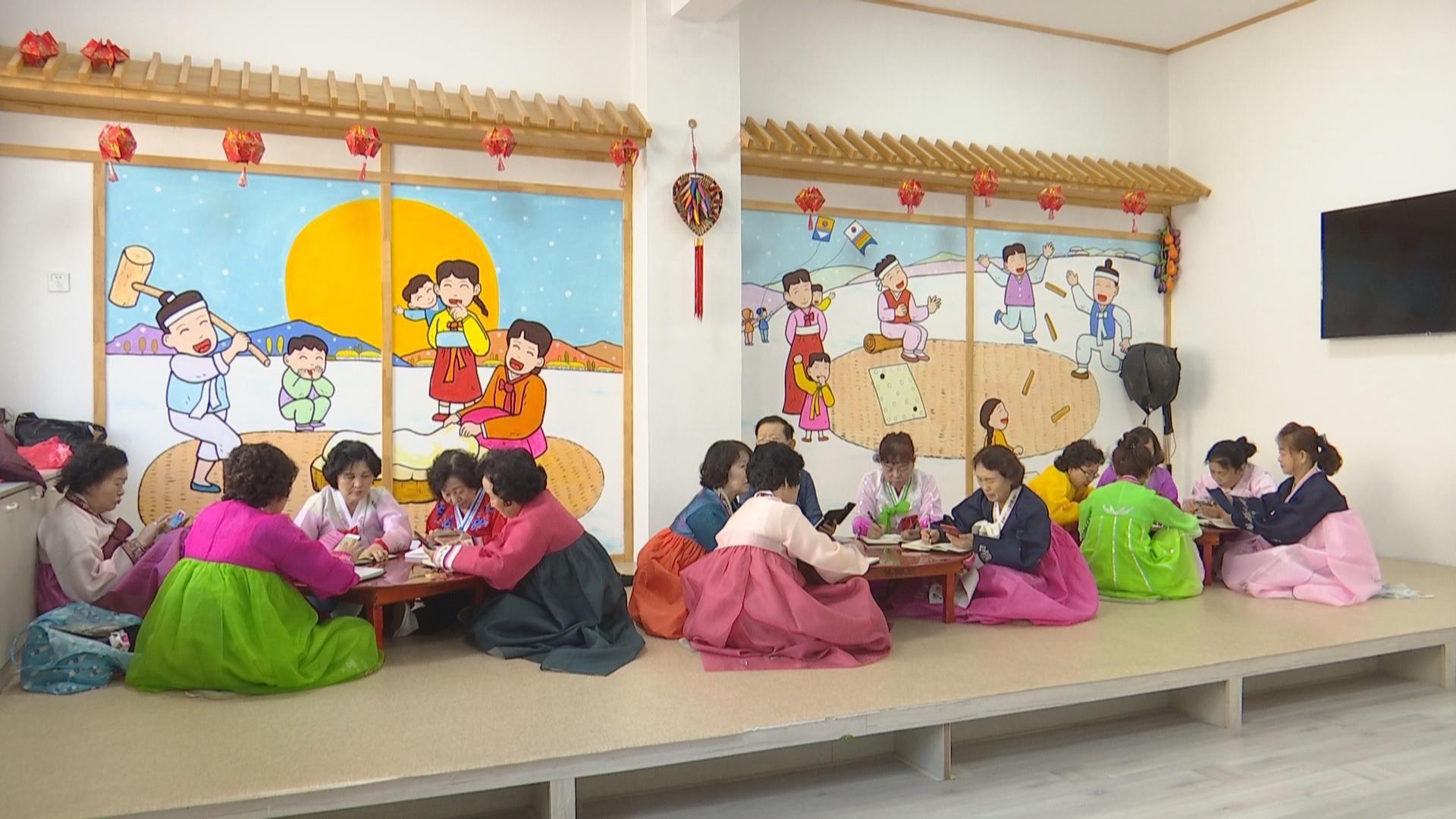 [영상뉴스]연길시 북산가두 건공가두 다채로운 당사교육 전개