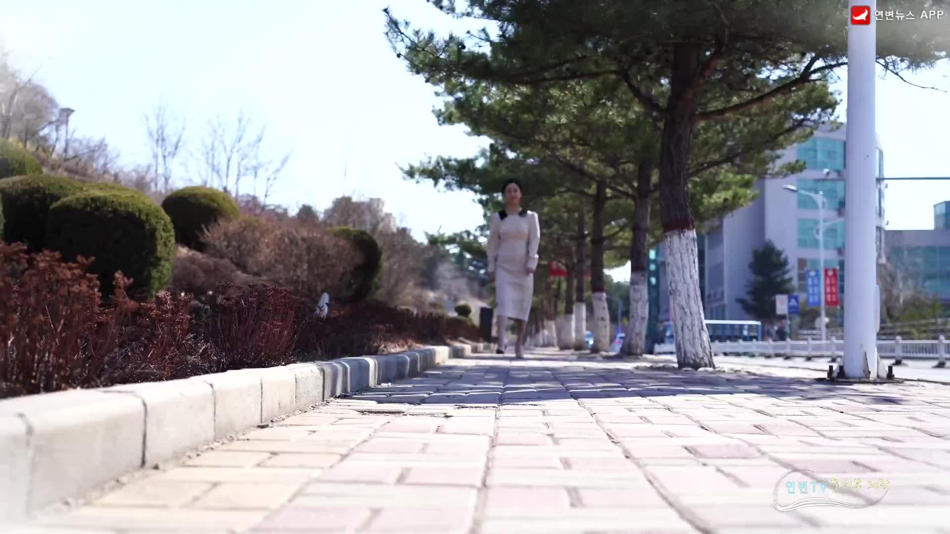 연변TV매주일가 <첫사랑 그 약속> 조해 작사, 허예서 작곡, 차미령 노래