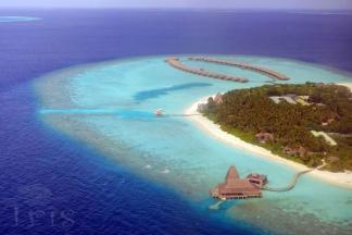 有一种奢侈,叫马尔代夫水上屋