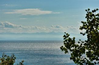 贝加尔湖|历历在目的温柔碧绿