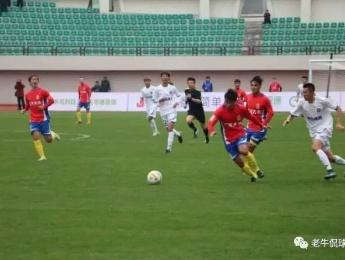 城市足球联赛在珲春开赛 延边北国长白虎首战4:0狂虐沈阳体院