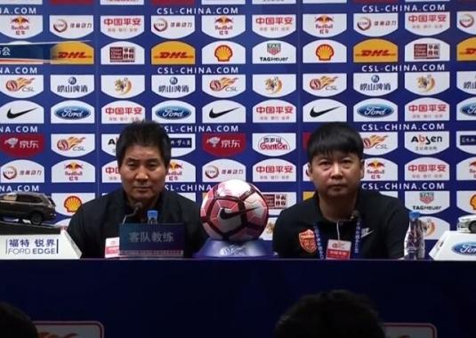延边助教:足协派五名裁判是有原因的,对于今天的事感到遗憾