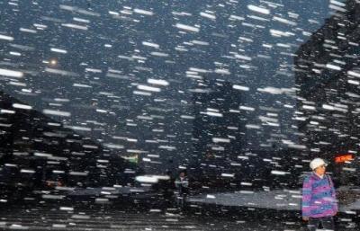 今明气温有所回升本周有两次降雪