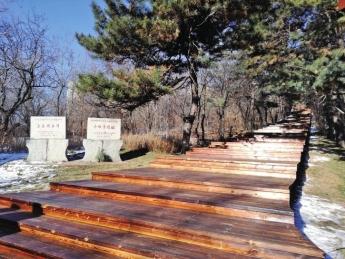 延吉市对人民公园进行改造提升