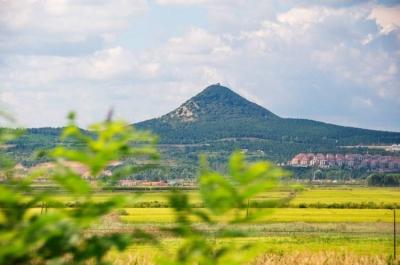 延吉帽儿山国家森林公园景区