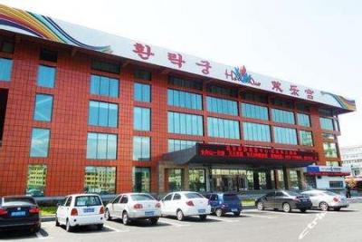 延吉旅游集散中心-欢乐宫
