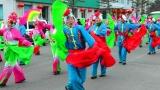 中国?敦化第三十一届传统秧歌大赛正月十五开幕