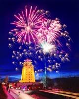 我州春节假日共接待游客68.55万人次 实现旅游收入9.43亿元