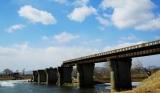 走进图们凉水断桥