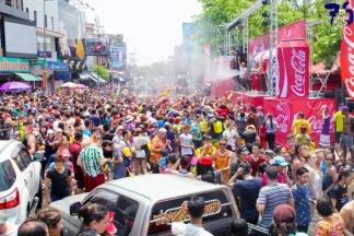 2018泰国泼水节最全攻略,错过再等一年!