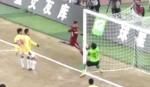【视频】扎伊尔再失良机 延边队遇门线悬案