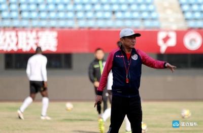 黑龙江主帅:球队处在调整期 细节决定胜负
