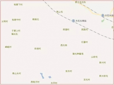 新建敦化民用机场场址位于大石头镇