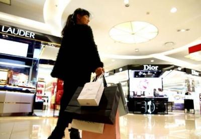 一季度延吉消费品零售总额48.94亿 乡村零售额增长快