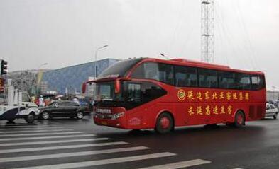 4月28至5月3日 延吉开通至龙井东盛涌金达莱花园定制班线