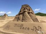 珲春将新增玩沙好去处,各类沙雕提前看~