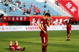 梅西首球扎伊尔失点 延边2-3负青岛遭两连败