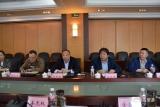 哈尔滨马迭尔集团股份有限公司到延吉洽谈旅游项目