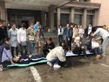 州暨延吉市旅游行业开展安全生产应急演练