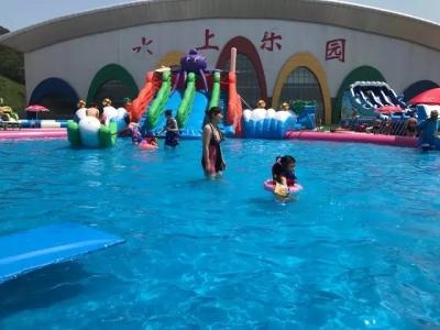 6月28日!梦都美室外水乐园开放!更有新增碰碰船、泡沫雨乐园!