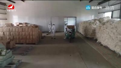汪清县罗子沟镇粉条产业带动农民脱贫致富
